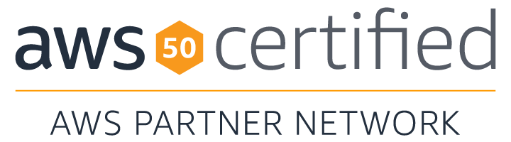 We are AWS Certified and part of the AWS Parner Network